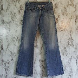 Lucky Brand Vintage Custom Jean Flare Jeans 4 J67